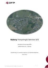 Nyborg forsyning Nyborg Forsyning& Service & Service A/S - NFS