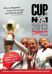 2013 - Cup No. 1