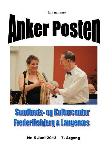Nr. 5 Juni 2013 7. Årgang - Aarhus.dk