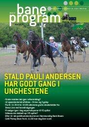 baneprogram 13-7.pdf - Aalborg Væddeløbsbane