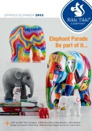 Elephant Parade Be part of it... - Rikki Tikki Company