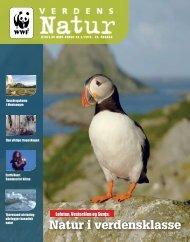 Natur i verdensklasse - WWF