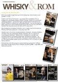 Kære abonnenter på Whisky & Rom magasinet, Tusind ... - Whisky.dk - Page 4