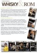 Kære abonnenter på Whisky & Rom magasinet, Tusind ... - Whisky.dk - Page 5
