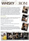 Kære abonnenter på Whisky & Rom magasinet, Tusind ... - Whisky.dk - Page 7
