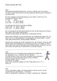 Nyheder september 2009 - Vordingborg Handicap Idræt