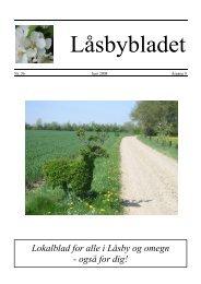 Lokalblad for alle i Låsby og omegn - også for dig! - Låsby på nettet
