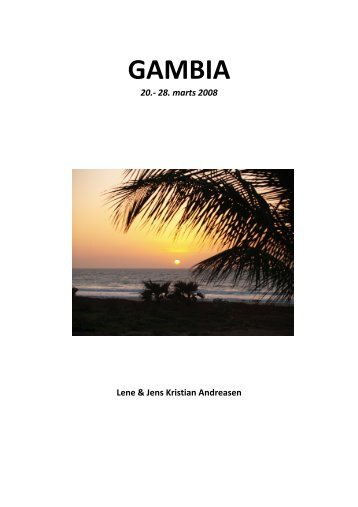GAMBIA - 2me