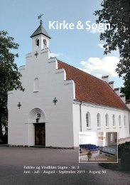 Hent kirkeblad juli-september 2011 - Velkommen til FALSLEV ...