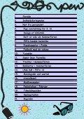 Klubblad JUNI - JULI -AUG 2013 - og juniorklubben Filippa - Page 2