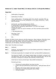 Referat af 8. febr. 2012 - Ærø kommune