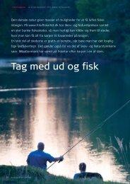 Tag med ud og fisk