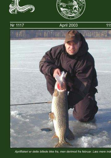 April 2003 - Lystfiskeriforeningen