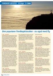 Den populæ re Nordkapklassiker – nu også med fly - NILLES ...