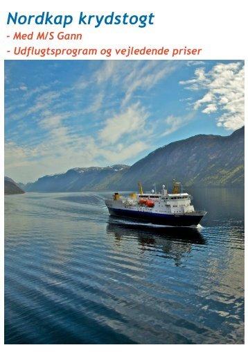 Nordkap krydstogt - Felix Rejser