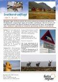 Nordkap krydstogt - Felix Rejser - Page 5