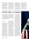 Vred socialarbejder: - Hus Forbi - Page 4