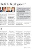 Vred socialarbejder: - Hus Forbi - Page 7