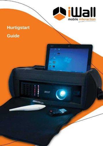 Hurtigstart Guide - iWall.dk