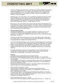 ÅRSBERETNING 2011 - Hjerl Hede - Page 6