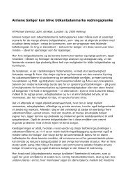 Læs hele artiklen - Boligkontoret Danmark