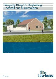 Tangsvej 13 og 15, Ringkøbing - dobbelt hus (2 ejerboliger) - Ide-huse