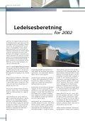 Årsrapport 2002 - Aalborg Portland - Page 7