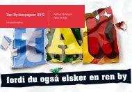 Ren By-kampagnen 2012 (pdf 622 KB) - Ren By Aarhus