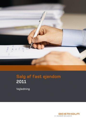 Salg af fast ejendom - Beierholm