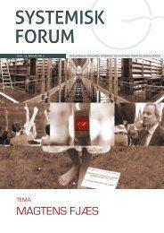 systemisk forum systemisk forum - STOK – Dansk forening for