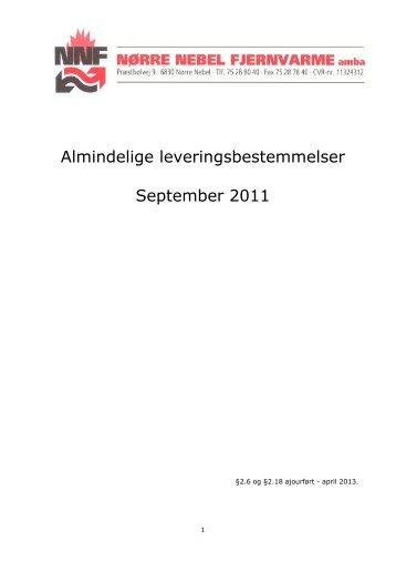 NNF__Alm_lev_best__2013 - Nørre Nebel Fjernvarme