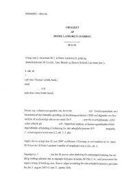 Arbejdsskadestyrelsens udtalelse kunne ikke - Bech-Bruun