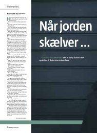 Mennesket - Inge Pedersens hjemmeside