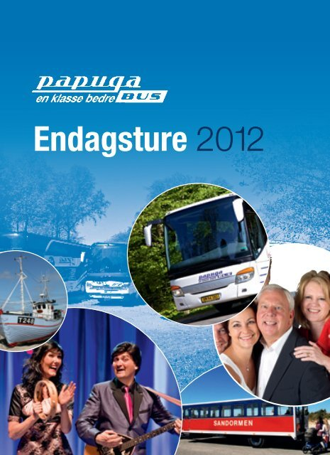 Endagsture 2012 - Papuga Bus