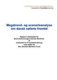 Copenhagen Institute for Futures Studies - Instituttet for ...