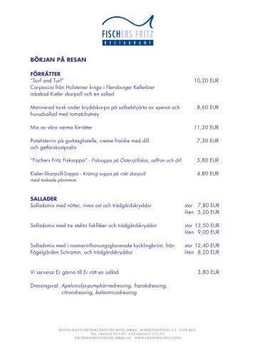 BÖRJAN PÅ RESAN - Hotel Birke Kiel