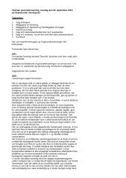 Referat Generalforsamlingen 2012 - Vrå Varmeværk