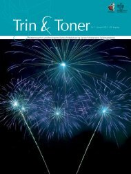 Trin & Toner 01-2012 - Spillemandskredsen.dk