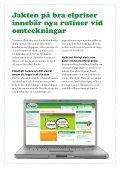 Du & din el - Göteborg Energi DinEl - Page 6