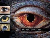 ÅRSBERETNING 2004 - Naturhistorisk Museum