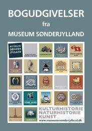 BOGUDGIVELSER - Museum Sønderjylland