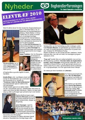 Læs reportagen - Boghandlerforeningen