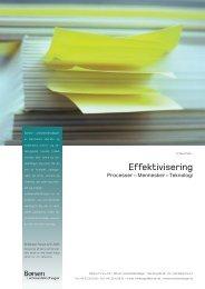 Kvalitativ Benchmarking - Basico