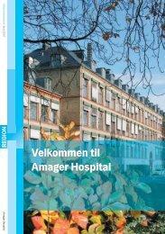 Velkommen til Amager Hospital