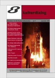kulturdialog - Det Danske Kulturinstitut