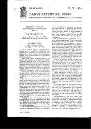 DANSK PATENT NR. 92683 - IP-bloggen