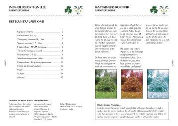 2004 10 Oktober sats.indd - Tårnby Gruppe - Spejdernet