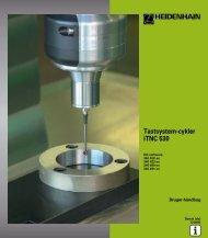 Tastsystem-Zyklen iTNC 530 (340 422-xx) de - heidenhain - DR ...