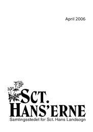 April 2006 - scthanserne.dk