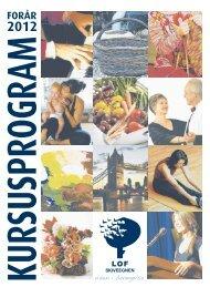 1 kursusprogram forår 2012 - LOF Midtjylland